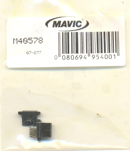 Mavic Road Pawl & Spring Kit