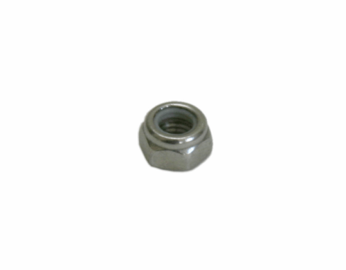 M6 Stainless Steel Nut Open or Nyloc