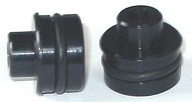 15mm to 9mm Front Axle Reducers with new skewer