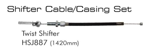 Sturmey Archer Nimbus Gear Cable