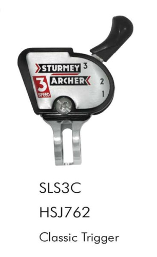 Sturmey Archer 3sp Trigger 22.2mm band
