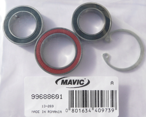 Mavic Bearing Kit 9/15 DCL